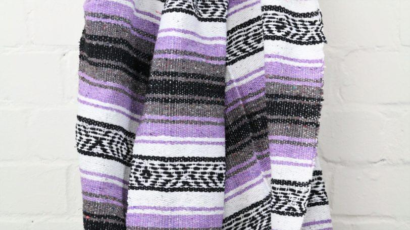 Falsa Decke flieder 180 x 130 cm