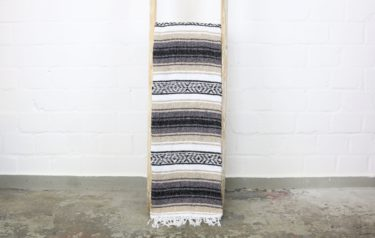 Falsa Decke beige 180 x 130 cm