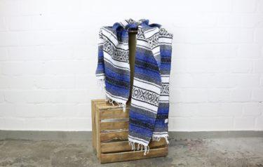 Falsa Decke knallblau 180 x 70 cm