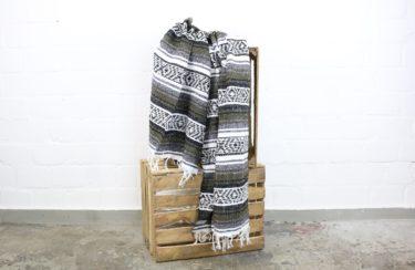 Falsa Decke khaki 180 x 130 cm