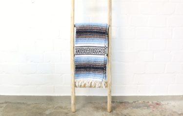 Falsa Decke hellblau 180 x 70 cm